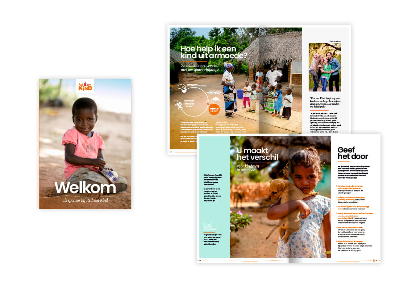 Sponsorbrochure – Red een Kind